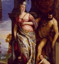 Veronese Allegory of Wisdom and Strength