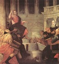Veronese Jesus among the Doctors in the Temple