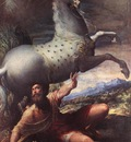 PARMIGIANINO The Conversion Of St Paul
