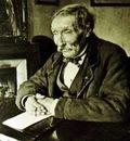 Portrait of his Grandfather