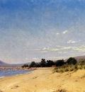 Guigou Paul Camille Hut by the Seashore