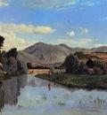 Guigou Paul Camille The Aiguebrun River at Lourmarin