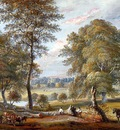 Sandby Paul Foresters In Windsor Great Park