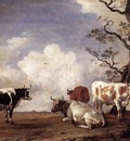 POTTER Paulus Four Bulls