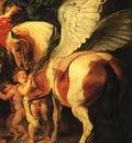 Perseus and Andromeda detail of Pegasus WGA