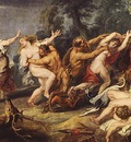 Rubens Diana and her Nymphs Surprised by the Fauns