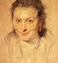 Rubens Portrait Of Isabella Brant