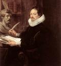 Rubens Portrait of Jan Gaspar Gevartius