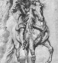 Rubens The Duke of Lerma Chalk