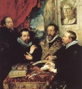 Rubens The Four Philosophers