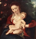 rubens virgin and child 1620