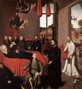 CHRISTUS Petrus Death Of The Virgin