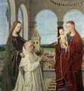 CHRISTUS Petrus Madonna And Child