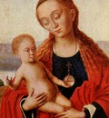 CHRISTUS Petrus Madonna detail