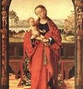 CHRISTUS Petrus Madonna