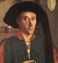 CHRISTUS Petrus Portrait Of Edward Grimston