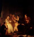 Schendel Petrus Van The Accusation