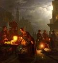 Schendel Petrus van The Candlelit Market
