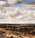 KONINCK Philips An Extensive Landscape With A Road By A Ruin