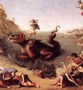Piero di Cosimo Perseus Frees Andromeda c1515