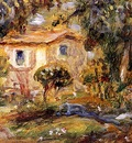 Renoir Pierre Auguste Landscape