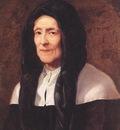 Puget Portrait of the Artist s Mother