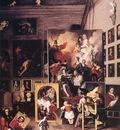 SUBLEYRAS Pierre The Studio Of The Painter