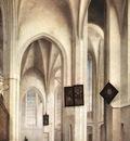 saenredam pieter jansz interior of the st jacob church in utrecht