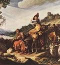 LASTMAN Pieter Pietersz Abrahams Journey To Canaan