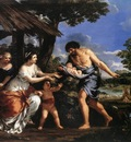 PIETRO DA CORTONA Romulus And Rems Given Shelter By Faustulus