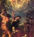 PIETRO DA CORTONA The Stoning Of St Stephen
