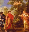 PIETRO DA CORTONA Venus As Huntress Appears To Aeneas