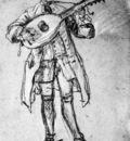LONGHI Pietro Lute Player