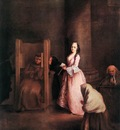 LONGHI Pietro The Confession
