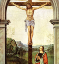 Perugino Crucifixion