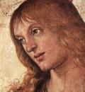 Perugino Pietro Baptism of Christ c1482 detail4