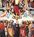 Perugino Pietro The Ascension of Christ