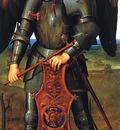 Perugino The archangel Michael