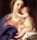 BATONI Pompeo Madonna And Child