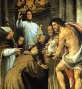 PORDENONE St Lorenzo Giustiniani And Other Saints