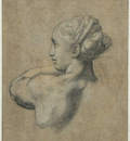 Raphael Head of a Woman
