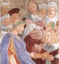 Raphael Justinian Presenting the Pandects to Trebonianus detail1