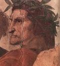 Raphael La Disputa detail1