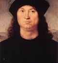 Raphael Portrait of a Man