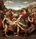 Raphael The Entombment