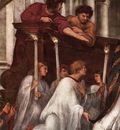 Raphael The Mass at Bolsena detail1
