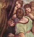 Raphael The Mass at Bolsena detail4