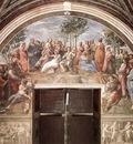 Raphael The Parnassus