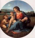 The Alba Madonna