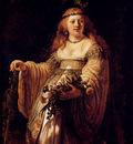 Rembrandt Flora